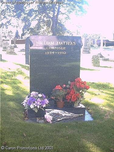 Grave of Mathias