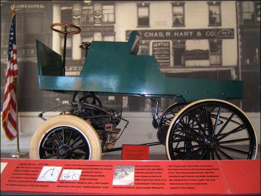 The Selden Motor Vehicle Company Was Officially Formed In 1906 After Taking Over Buffalo Gasoline