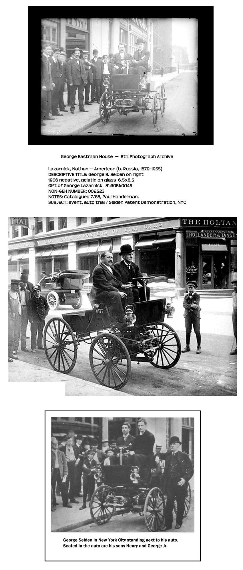 Charles and Frank Duryea: Brought Us Americas First Gasoline-Powered Car (Titans of Fortune)